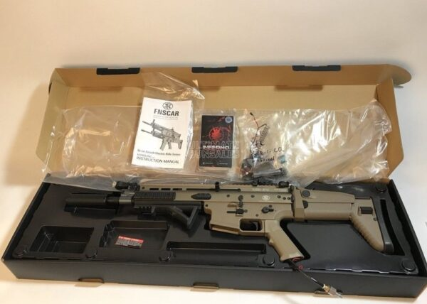 FN Herstal Scar-L By VFC With Inferno Gen 2 HPA & Extras
